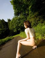 Jun Kiyomi in Shine (nude photo 1 of 15)