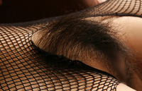Miho Sonoda in Ripped Fishnets (nude photo 10 of 15)