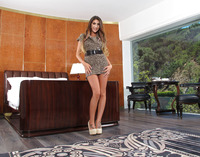 August Ames in Vibrator Play by In The Crack (nude photo 1 of 15)