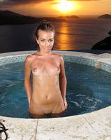 Sophia Sutra at Sunset (nude photo 14 of 16)