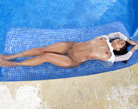 Abby Lee Brazil in Poolside Pleasure by In The Crack (nude photo 6 of 15)