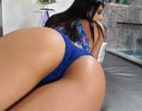 Gina Valentina in Sexy Panties by In The Crack (nude photo 7 of 15)