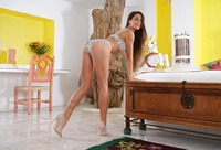 Lorena Garcia in Bedroom Tease by In The Crack (nude photo 2 of 15)