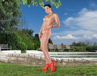 Taissia Shanti in Bikini Spreads by In The Crack (nude photo 5 of 15)