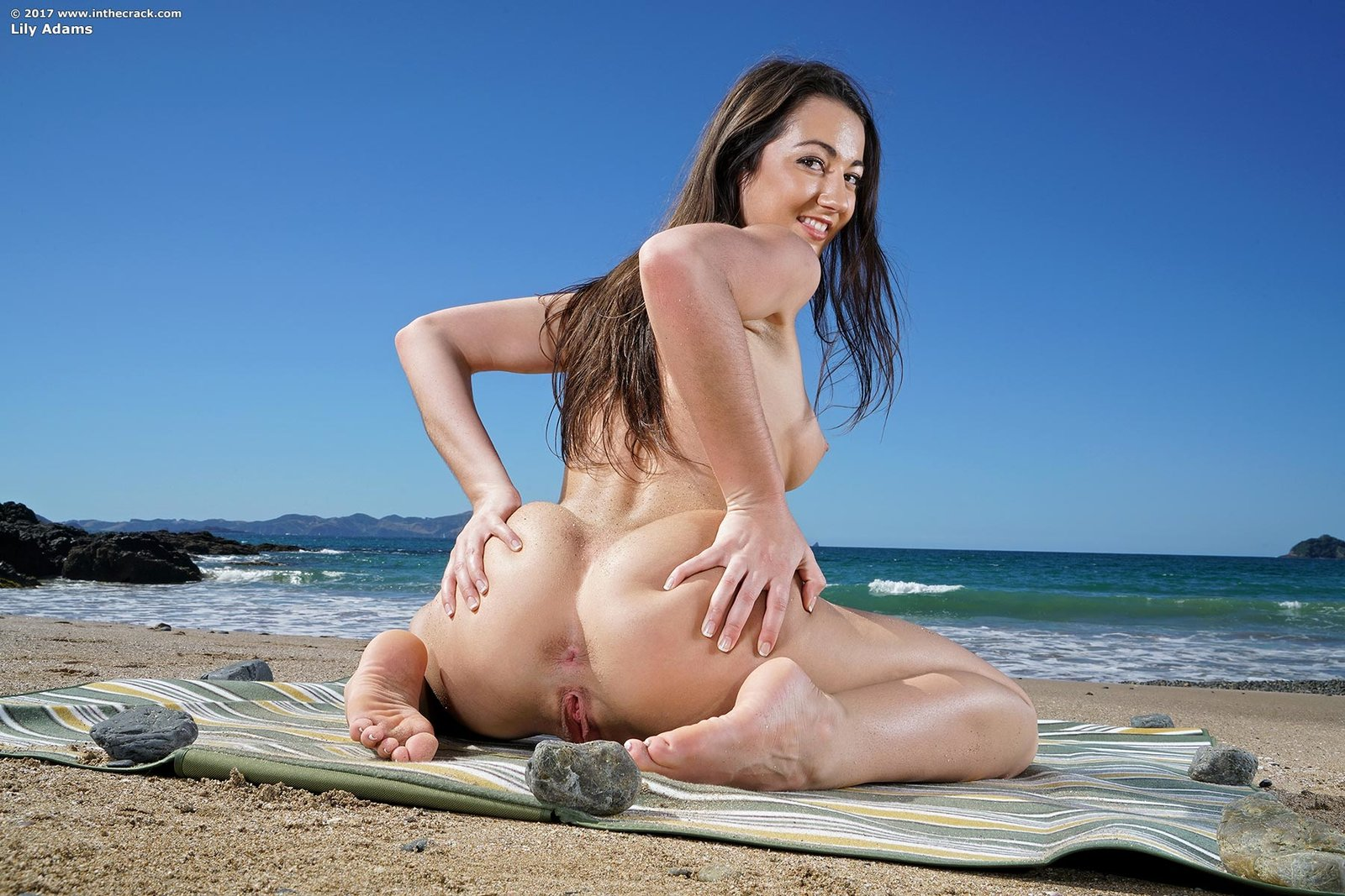 Lily Adams In Beachside Spreads By In The Crack 15 Photos -2695
