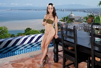 Frida Sante in Paradise Spreads by In The Crack (nude photo 7 of 15)