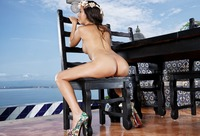 Frida Sante in Paradise Spreads by In The Crack (nude photo 10 of 15)
