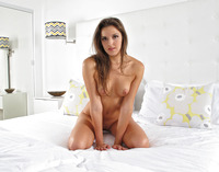 Coco Rose in Pink Vibrator Play by In The Crack (nude photo 10 of 15)