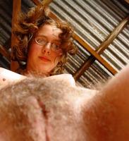 Hairy Selfshot Amateur (nude photo 7 of 16)