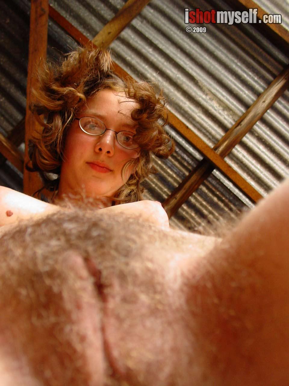 Hairy Selfshot Amateur By I Shot Myself 16 Photos -2742