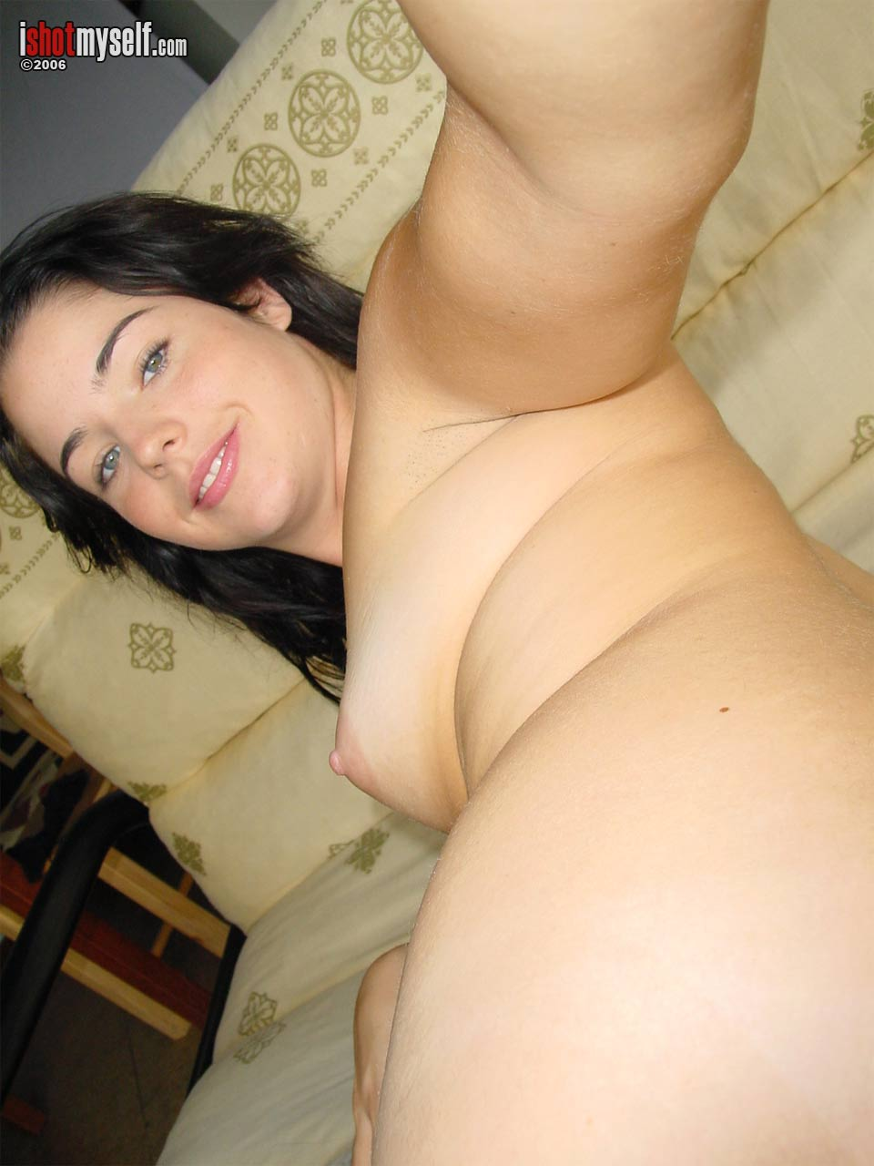 Girl with big pussy hole