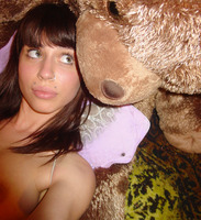 Astrid in Teddy Bear by I Shot Myself (nude photo 9 of 16)