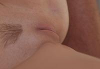 Katie in Happy Ending (nude photo 7 of 16)