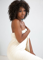 Misty Stone in Hot And Wet (nude photo 1 of 16)
