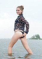 Bridgit A. in Lunares (nude photo 2 of 18)