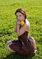 Karina in Adelante (nude photo 1 of 18)