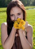 Karina in Adelante (nude photo 3 of 18)