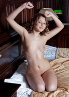 Nikia A. in Petite (nude photo 14 of 18)