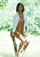 Chandra A in Fire Up (nude photo 3 of 18)