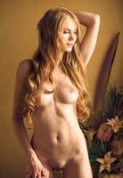 Nancy A from Met-Art posing naked in bedroom (nude photo 11 of 16)