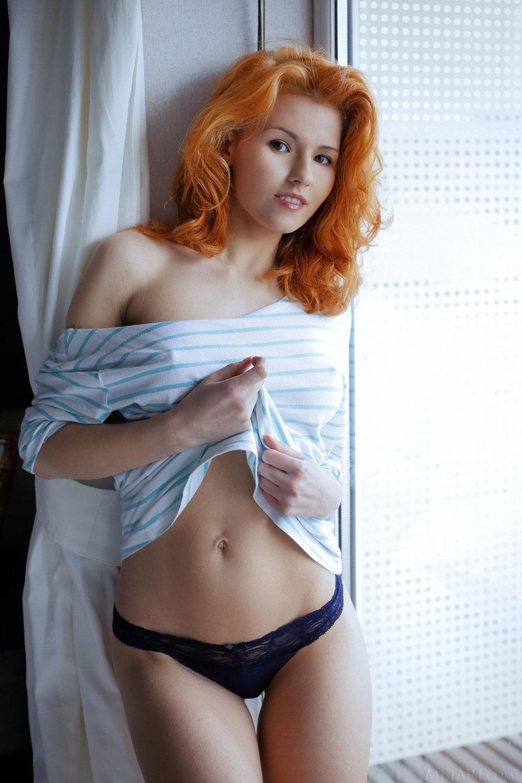 Zarina A in Tiesel by Met-Art (16 photos) | Erotic Beauties