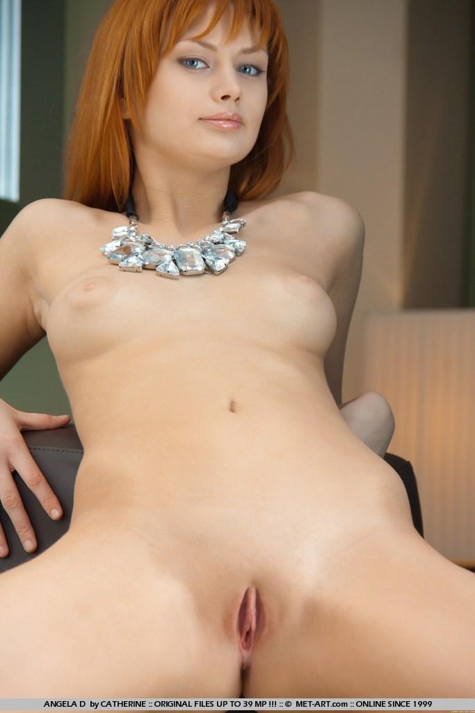 Fine Erotic Redhead Angela By Met-Art 16 Photos  Erotic -6537