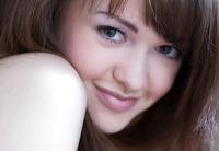 Pale Teen Beauty Nastya (nude photo 8 of 18)