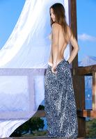 Izabel A in Gardina by Met-Art (nude photo 9 of 16)