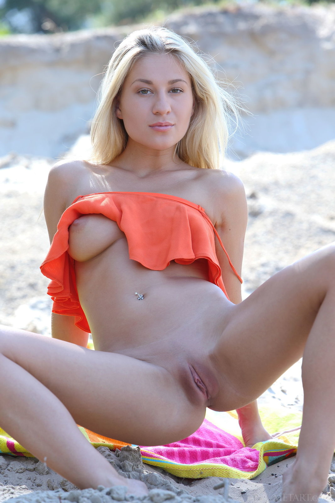 Candice B In Plovi By Met-Art 16 Photos  Erotic Beauties-3750