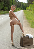 Faina Bona in Hitchhiker by Met-Art (nude photo 11 of 16)