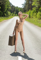 Faina Bona in Hitchhiker by Met-Art (nude photo 16 of 16)