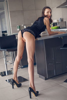 Adel Morel in Kitchen by Met-Art X (nude photo 4 of 16)