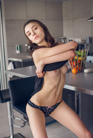 Adel Morel in Kitchen by Met-Art X (nude photo 5 of 16)
