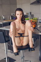 Adel Morel in Kitchen by Met-Art X (nude photo 8 of 16)