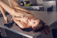 Adel Morel in Kitchen by Met-Art X (nude photo 15 of 16)