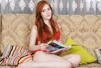 Jia Lissa in Vivid Play by Met-Art X (nude photo 1 of 12)