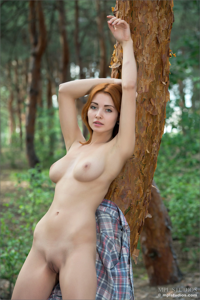 Valeria From Mpl Studios In Outdoor Nudes 12 Photos -1531