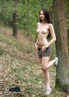 Vanessa A in Enchanted Forest by MPL Studios (nude photo 4 of 16)