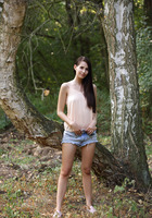 Vanessa A in Forest Queen by MPL Studios (nude photo 2 of 16)