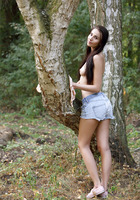 Vanessa A in Forest Queen by MPL Studios (nude photo 9 of 16)
