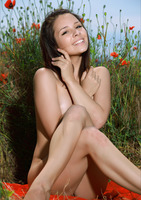 Alma in Smiling Poppies by MPL Studios (nude photo 15 of 16)