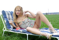 Lilya in Green Grass Forever by MPL Studios (nude photo 9 of 16)