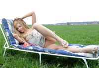 Lilya in Green Grass Forever by MPL Studios (nude photo 10 of 16)