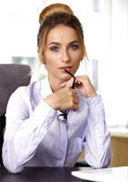 Cara Mell in Office Girl by MPL Studios (nude photo 2 of 16)