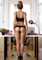 Cara Mell in Office Girl by MPL Studios (nude photo 10 of 16)