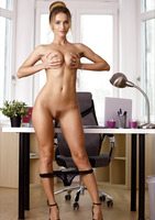 Cara Mell in Office Girl by MPL Studios (nude photo 11 of 16)