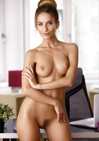 Cara Mell in Office Girl by MPL Studios (nude photo 12 of 16)