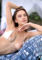 Gloria Sol in Lounge Act by MPL Studios (nude photo 11 of 16)