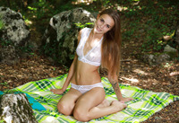 Elle in Freedom In The Forest by MPL Studios (nude photo 2 of 12)