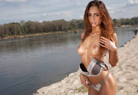 Rebecca in Along The River by Photodromm (nude photo 3 of 12)